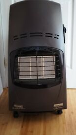 Delongi calor gas bottle heater.