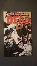 THE WALKING DEAD COLLECTION CANVAS POSTER SET