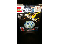 Lego Star Wars - Naboo Fighter & Planet 9674