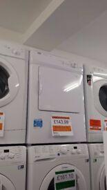 BEKO Vented Tumble Dryer - White