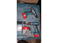Hi for sale Makita driver drill in full working order can deliver!any questions please contact me!