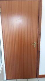 9 internal doors