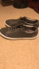 Virtually New Lacoste Trainers.