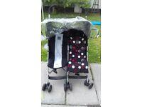 Maclaren Twin Buggy /Pram /Pushchair /Stroller