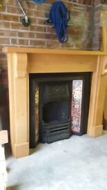 1930s style fire place/surround