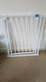 Bettacare slim/narrow baby gates x2