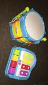 Baby's first musical instrument's