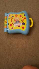 Mr tumble electronic book