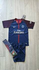 2018 PSG Paris Saint Germain football kit Nike Neymar
