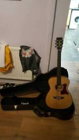Tanglewood tf8 acoustic guitar