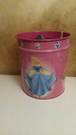 Disney Princess bin