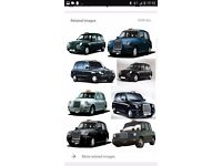Courier service taxi core.... london black taxi