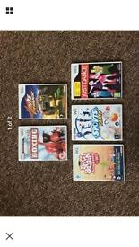 Bundle of Wii games