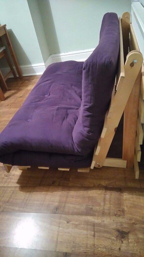 Argos Tosa Futon Double Sofa Bed