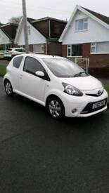 Toyota Aygo at a good price