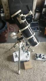 Skywatcher Telescope and Mount