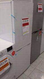ESSENTIALS C55CW16 60/40 Fridge Freezer - White