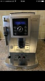 Immaculate DELONGHI ECAM23.420 Bean to Cup Coffee Machine - £200 (Perfect Christmas Gift)