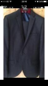 Moss Bros suit