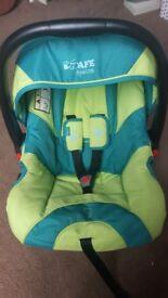 New born car seat