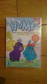 Brand new humf DVD