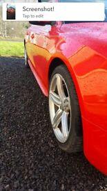 Stunning Audi A5(not bmw/seat/vw)