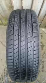 215 55 17 MICHELIN PRIMACY 3 - 7MM TREAD