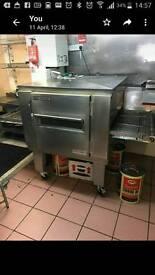 32in Lincoln impinger recondition pizza machine