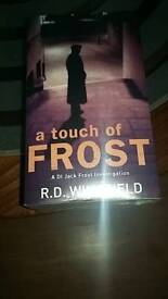 A TOUCH OF FROST BY R.D.WINGFIRKD