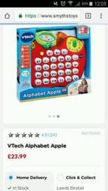 Vtech apple toy
