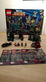 Lego batman batcave 6860