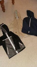 Boys jackets age 6-7