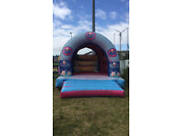 Commercial Grade Peppa Pig Bouncy Castle - 12x15ft - no blower included but can supply - No Offers
