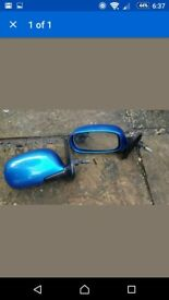 Nissan Micra wing mirrors 1993-2003