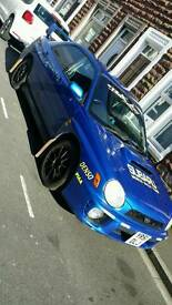 Subaru impreza wrx 2.0 TURBO (SWAP/sale)