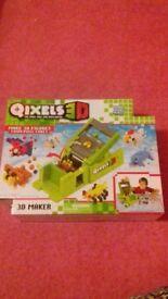 Qixels 3d maker