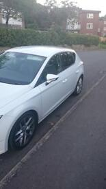 £9200 SEAT LEON FR 184 2.0TDI CR (GOLF GTD ENGINE)