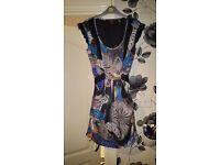 Womens Ted Baker dress size 1 (UK 8)