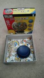 The simpsons puzzle ball hobbies interest