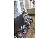 Honda innova 125 cc 2010 good condition