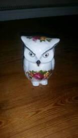 Fine China owl