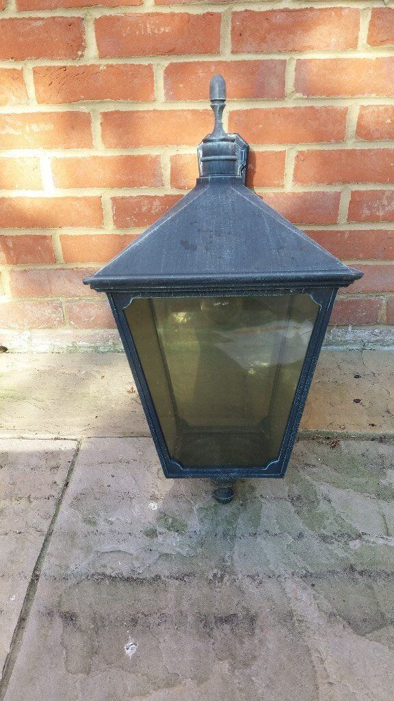 large classic noral outside lantern wall lights suitable for large