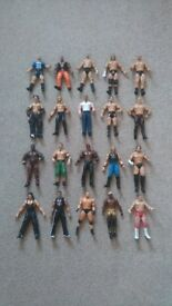 toy wrestlers