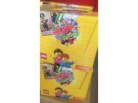 Whole boxes 150 lego cards