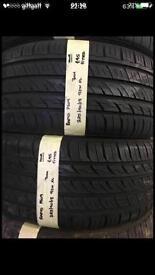 225/40/18 92W XL RAPID P609 pair of 2 tyres