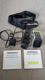 TomTom Mutli-Sport Watch