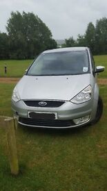 2007 Ford Galaxy Diesel 7seater **PRICED FOR QUICK SALE**
