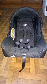 Joie Juva Classic Group 0+ Car Seat - only 5 days left