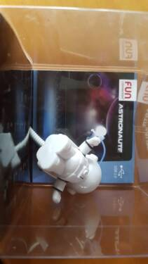 Astronaut Led Lampe Usb Laptop Lampe Tablet E Book Lampe In