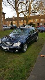 Mercedes c clasd